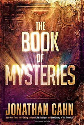 The Book of Mysteries by Jonathan Cahn Classics & Allegories (Hardcover) NEW