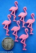 Plastic Flamingo