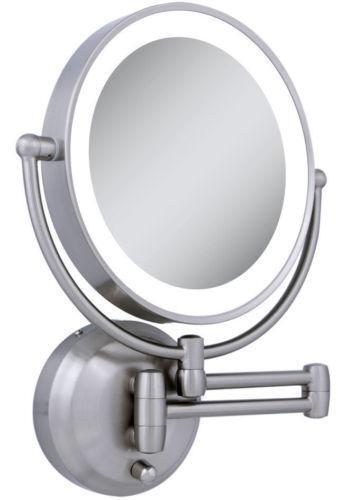 Cordless Lighted Makeup Mirror Ebay