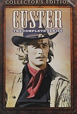 Custer: The Complete Series [New DVD] Boxed Set, Full Frame
