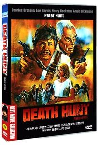Death Hunt (1981) New Sealed DVD Charles Bronson