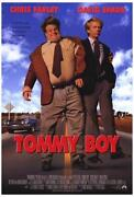 Tommy Boy Movie Poster