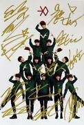 Exo Autographed