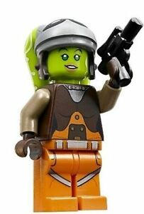 Lego Star Wars Rebels Hera Syndulla 75053 Minifig NEW   eBay  Lego Star Wars ...