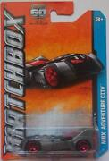 Matchbox Batmobile