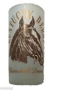 Kentucky Derby Glasses Horse Racing Ebay