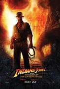 Indiana Jones Original Movie Poster