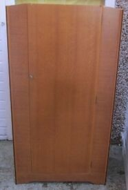 Vintage Wardrobe, Ideal Shabby Chic Project. Lovely Piece