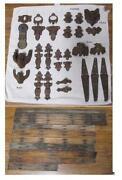Antique Trunk Parts