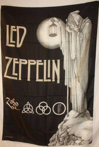Led Zeppelin Banner Ebay