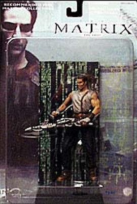 The Matrix movie Series 2 TANK action figure-N2 Toys-Keanu Reeves