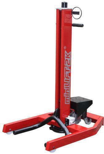 Single Hydraulic Automotive Lifts : Single post car lift ebay