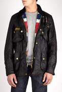 Mens Barbour Jacket New