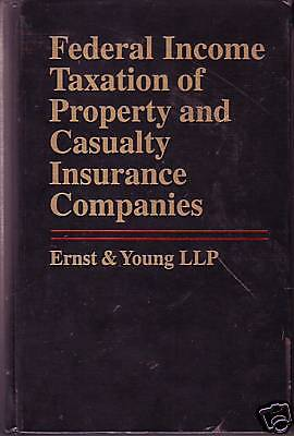 Income Taxation Property   Casualty Insurance Companies