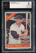 Mickey Mantle BVG