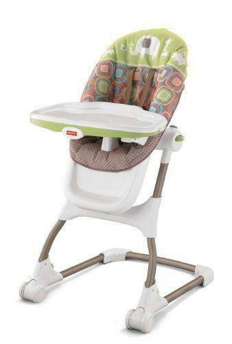 Fisher Price Ez Clean High Chair Ebay