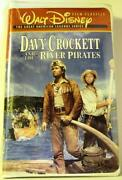 Davy Crockett VHS