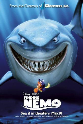 Finding nemo poster ebay thecheapjerseys Gallery