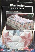 Cross Stitch Quilt Blocks