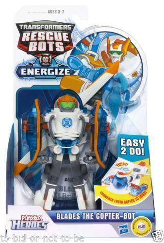 rescue bots blades toys hobbies ebay