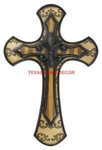 Large Decorative Wall Crosses