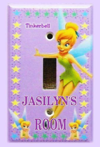 Tinkerbell Light Switch Cover Ebay