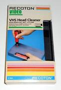VCR Head Cleaner