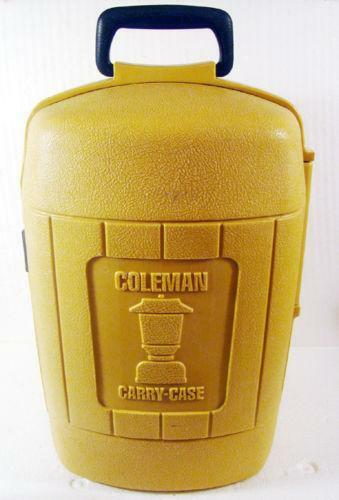 Vintage Coleman Lantern Case Ebay