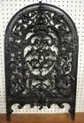 Cast Iron Fireplace Cover