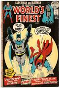 Worlds Finest Comics