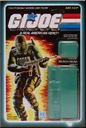 Vintage Gi Joe Head