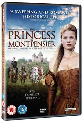 The Princess of Montpensier Blu-Ray (2011) Mélanie Thierry, Tavernier (DIR)