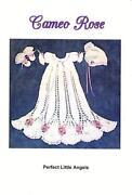 Crochet Christening Pattern
