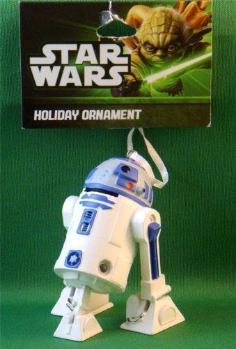 hallmark ornaments star wars r2d2