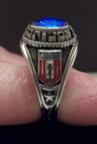 Custom Class Ring College