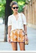 Ethnic Shorts