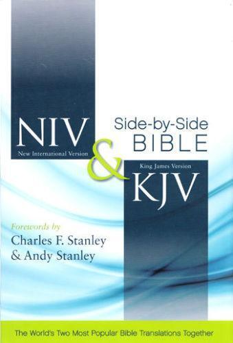 Niv Kjv Parallel Bible Ebay