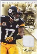 Pittsburgh Steelers Game Used