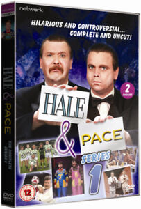 Hale and Pace: The Complete First Series DVD (2012) Gareth Hale ***NEW***