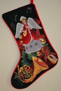 Embroidered Christmas Stockings Kits