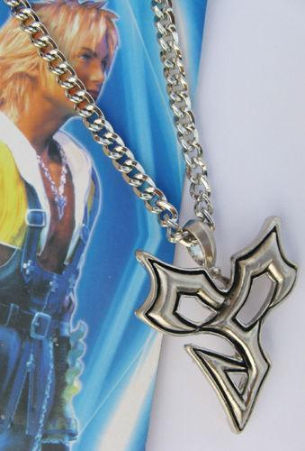 Tidus Necklace Japanese Anime Ebay