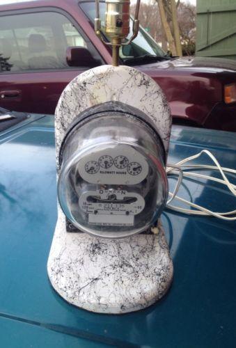Antique Electric Meter Ebay