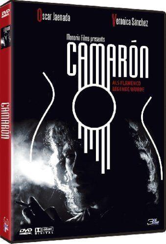 # DVD CAMARON - ALS FLAMENCO LEGENDE WURDE - OSCAR JAENADA + VERONICA SANCHEZ **