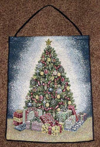 Christmas Tapestry Fabric