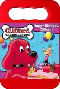 Clifford The Big Red Dog Happy Birthday Clifford Dvd