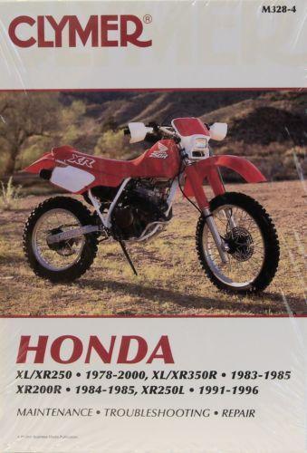 Honda XL250 Manual | eBay on