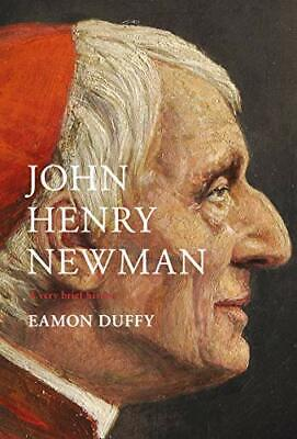 John Henry Newman: A Very Brief History New Hardcover Book