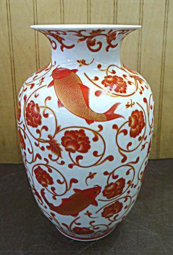 Fish Vase Ebay