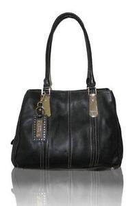 Tignanello Handbags Black Jaguar