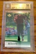 2001 Upper Deck Tiger Woods